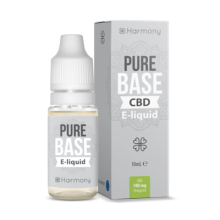 Harmony Pure Base 10% E-Liquid 1000mg CBD