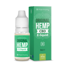 Harmony Original Hemp 6% E-Liquid 600mg CBD